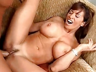 awesome matured devon michaels getting stabbed