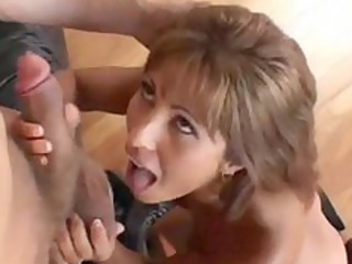latino chick pierced by other male