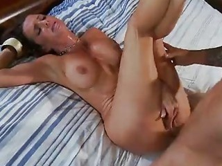 elderly giant chest mother chick housewife