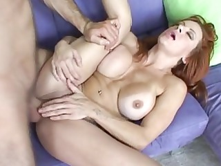 redhead girl shannon kelly acquires her bitch