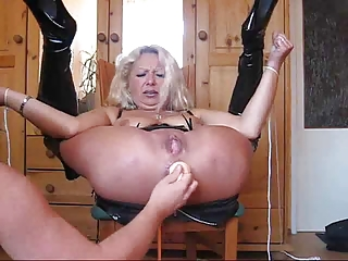 granny milf really difficult bondage