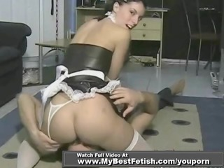 desperate maid own is anal clean up