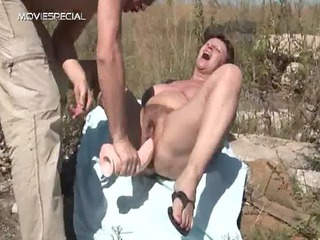 busty mum acquires her furry muf drilled