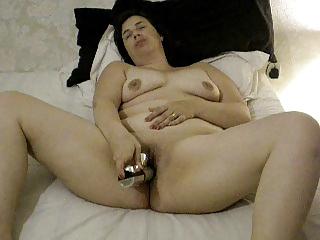 neighbor mom with a dildo