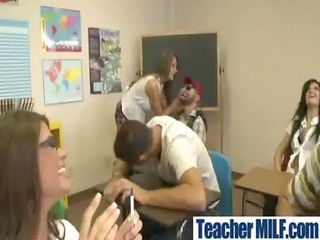 super students and teachers obtain drilled