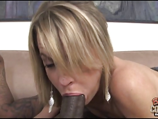 white cougar milf fucked difficult by black on