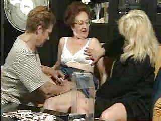 elderly susanne and pals