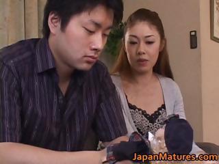 misa tachibana natural asian mature part1