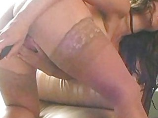 desperate mature chloe with a brown plastic