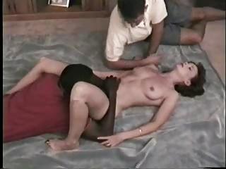 hot housewife licks dark fucker when hubby films