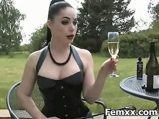femdom obsess for desperate chick