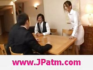 hibik ohtsuki japanese wife fucks inside the