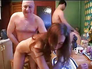 older orgy sex