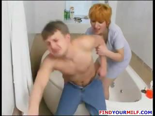blonde russian lady obtains these fresh fucker to