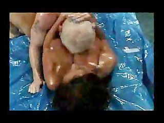 desperate butt wrestling elderly donita dunes
