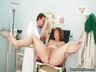 filthy nurse fucking his cougar patient part5