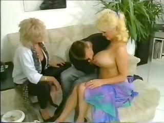 german mature three people