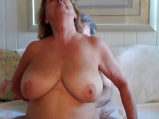 big tit elderly
