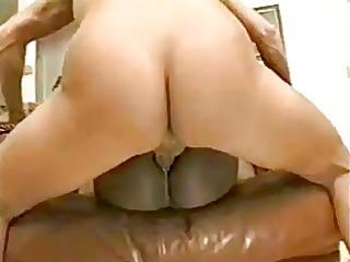 black mature babe anal