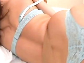 extremely impressive eastern babe adores ass bang