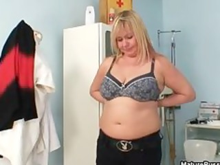 fat chick with huge real boobs gets part4