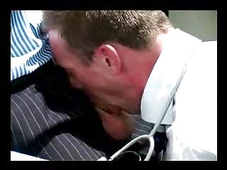 ancient cougar bushy medic suits tie ass hand