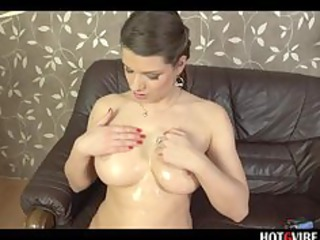 spurting euro adult movie star covered into oil