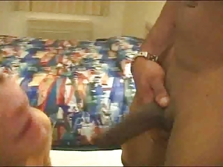 different noisy wife takes pierced and creampied