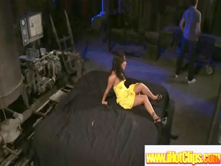 super housewifes getting hard drill on tape