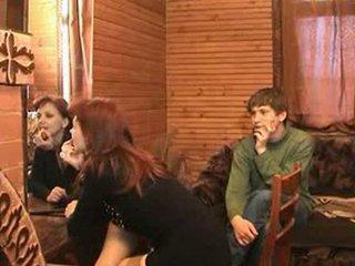 russian milf pierce fresh teen