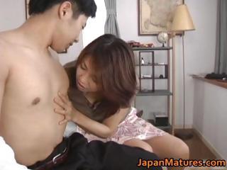 desperate japanese cougar babes sucking part4