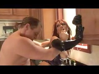 red-haired latex mother id like to bang