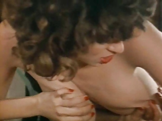 christy canyon - italian classic 80s