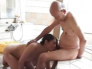 maki tomoda elderly male and girl 2