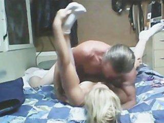ripped very impressive daddy gangbanging lady