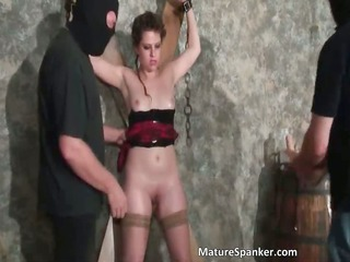 desperate busty sexy anal horny brunette part2