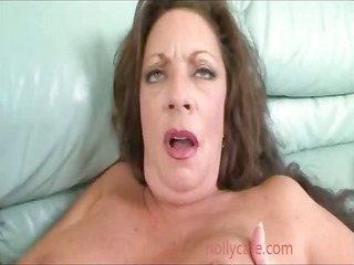 mature into nylons bang fresher guy tough elderly