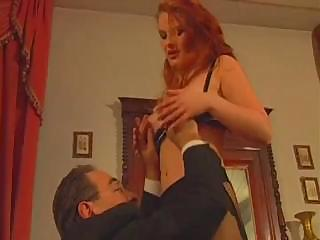 busty mature bitch obtains her adorable bottom