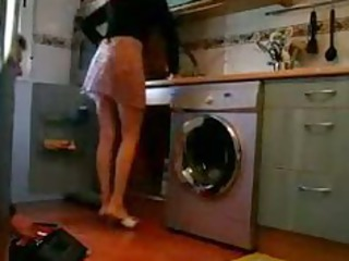 older angel exciting a plumber