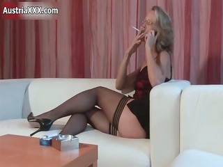 horny grown-up whore obtains naughty rubbing part5