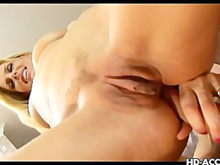 darryl hanah gang-banged inside the ass with