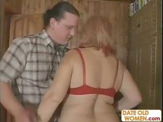 horny elderly gang copulate like adult movie star