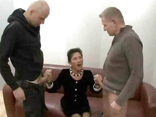 russian elderly pulverized super 25min