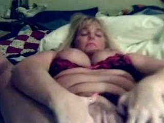 flexible grown-up masturbates on cam