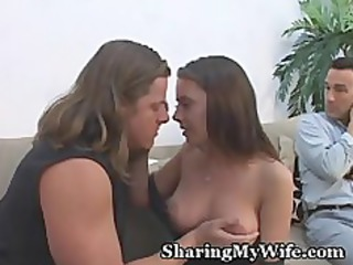 astonishing wifes sexual thirst for gangbanging