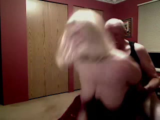 older slut gang-bangs hubby