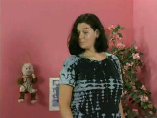 chubby grown-up brunette obtains picked up at the