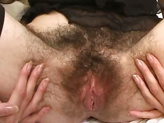 hairy cougar inexperienced