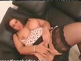 horny british webcam babe dani does initial