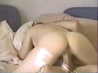 cum on wifes shaggy pussy copulate video